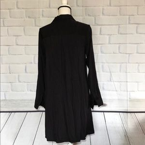 c43b58d7d70c Old Navy Dresses - 🏷 Old Navy Swing Shirt Dress Blackjack M